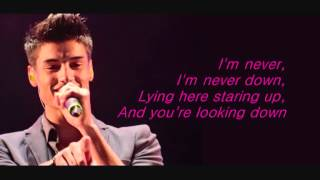 The Wanted - Chasing The Sun Lyrics