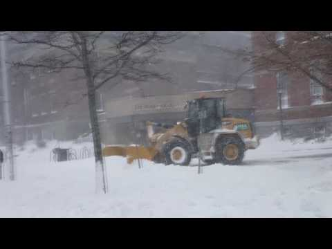 Halifax Blizzard (02/13/2017) (Daytime) Halifax, Nova Scotia, Canada