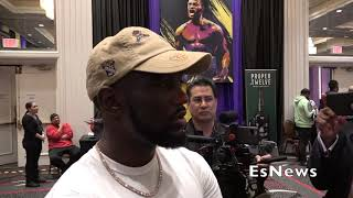 Gambar cover Crawford Is Their Pressure On Danny Garcia To Fight Him EsNews Boxing