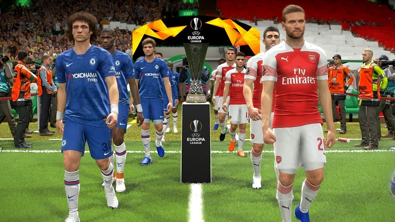 CHELSEA vs ARSENAL - Europa League FINAL 2019