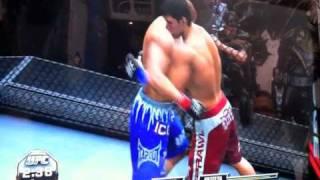 UFC Undisputed 3 - gamescom 2011 (Offscreen Gameplay)