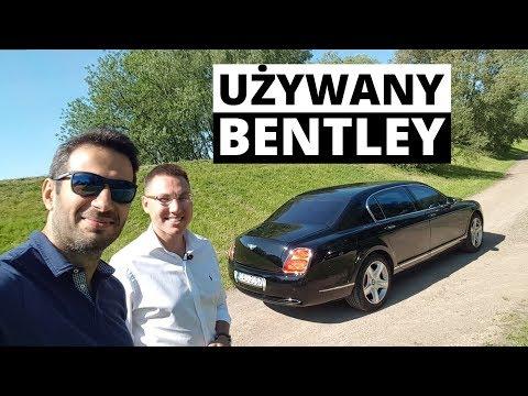 Uywany Bentley ile kosztuje spenione marzenie