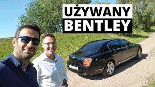 Używany Bentley - ile kosztuje spełnione marzenie?