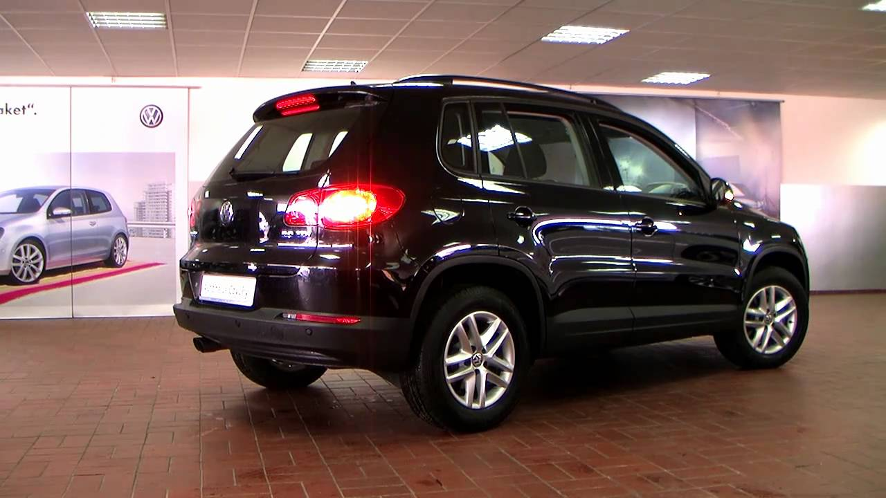 volkswagen tiguan 2 0 tdi 4motion 2010 deep black. Black Bedroom Furniture Sets. Home Design Ideas