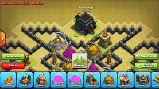Clash Of Clans Hdv 7 Farming Village XXX