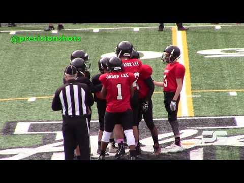 Mason Mustangs vs. Jason Lee Bobcats (Middle School Varsity) 2018