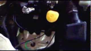 ford ka endura-e  engine