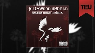 Hollywood Undead - Hear Me Now (Jonathan Davis of KoЯn Remix) [Lyrics Video]