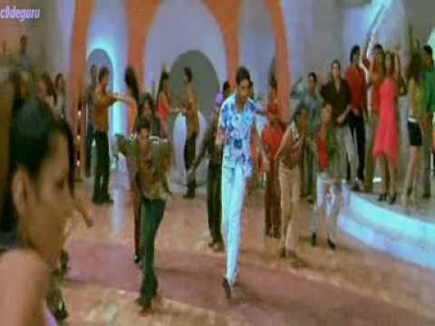 dhoom 2 touch me