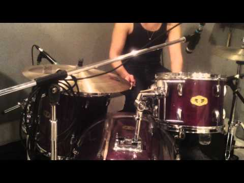 [Lady/Beck,Bogert&Appice] drums cover by pyloring.