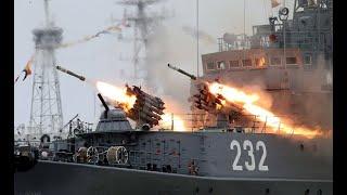 «Боевая нация» демонстрирует свою мощь! ВМС России направили 36 кораблей в ответ на действия НАТО.