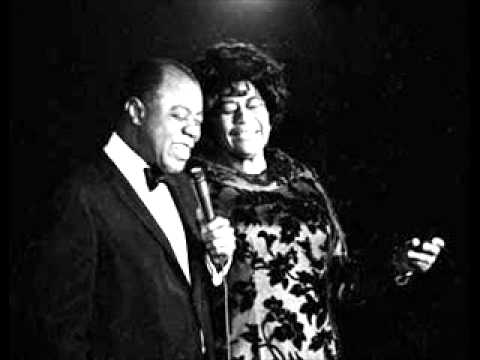 ~ ELLA FITZGERALD AND LOUIS ARMSTRONG ~