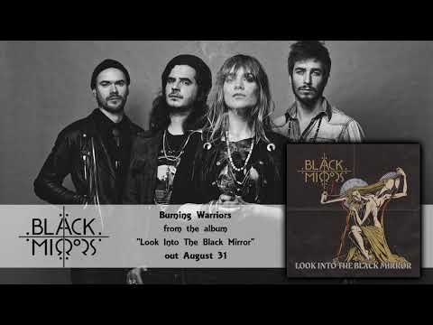 BLACK MIRRORS - Burning Warriors (Official Audio) | Napalm Records