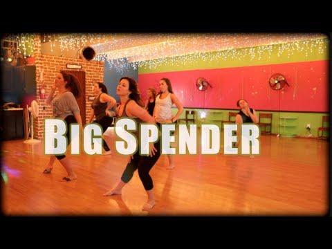 Dance Lab | Big Spender | Fosse | Choreography Lab Session