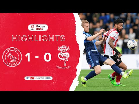 Wycombe Lincoln Goals And Highlights