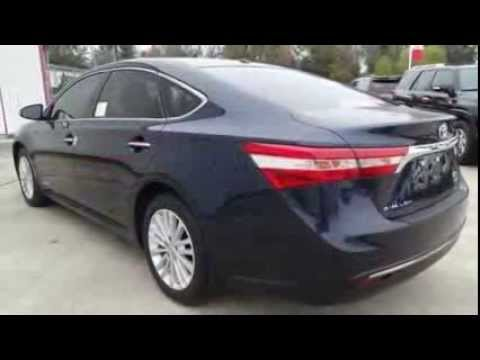 2014 Toyota Avalon >> 2014 TOYOTA AVALON HYBRID XLE PREMIUM PARISIAN NIGHT PEARL - YouTube