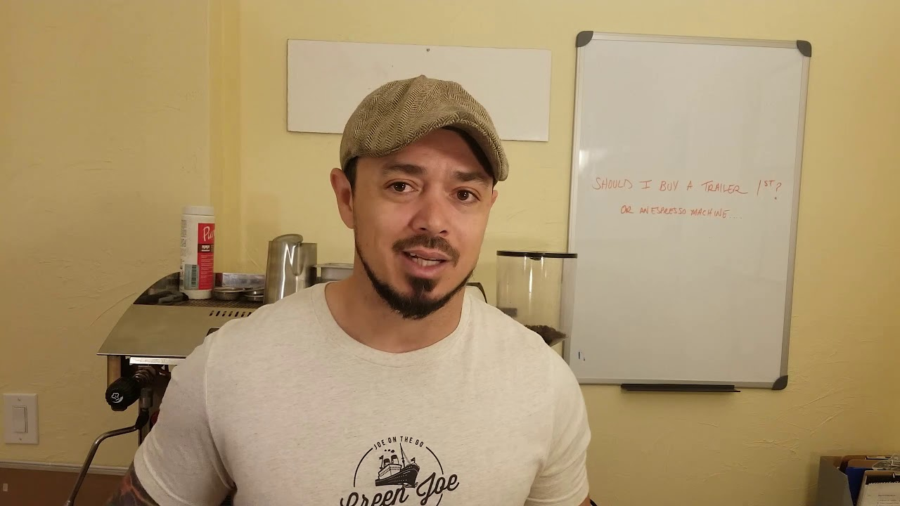 Building a Mobile Coffee Food Truck: Should I buy the ...