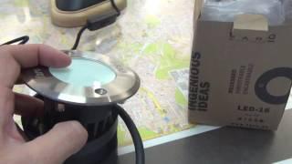 видео Направленные светильники SLV