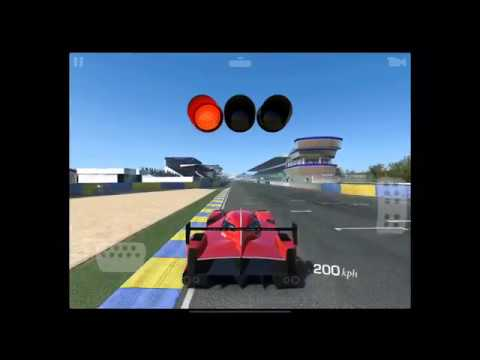Time Trial Lemans Nissan GT-R LM Nismo 2:28.219 Min.