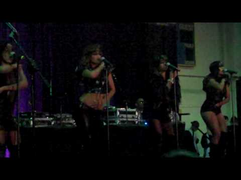 Electrik Red - Devotion (Live @ Pace University's Homecoming)