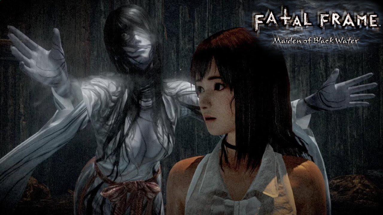 Fatal Frame Maiden Of Black Water Wii U Gameplay 1 Ghost Rape