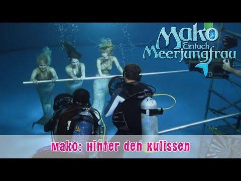 Die Unterwasserwelt | Hinter Den Kulissen | Mako - Einfach Meerjungfrau