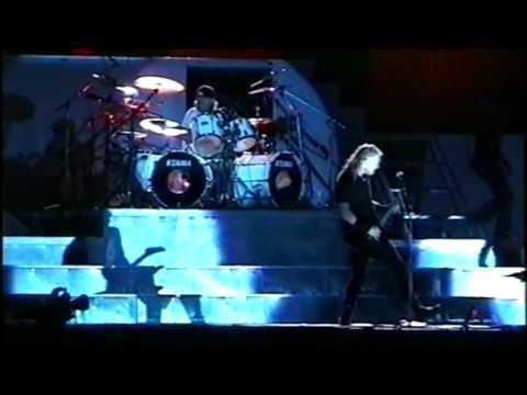 Metallica - Devils Dance (HD)[1995.08.26] (Donington, U. K.)