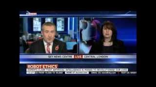 Emma Byrne, Robot Ethics