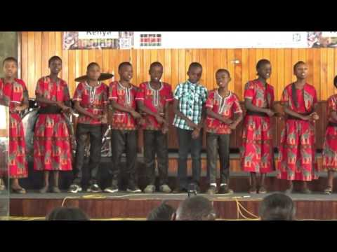 I Shall Not Be Moved (Kibera Choir at the 2nd Nairobi New Praise Festival)
