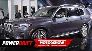 2019 BMW X7: Supersized Beemer : 2018 LA Auto Show : PowerDrift