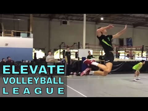 Elevate Volleyball League (Elevate Yourself - Coach Donny -