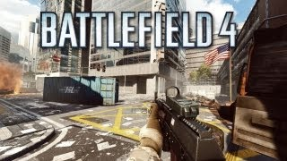Battlefield 4 - Domination Mode - PC Gameplay