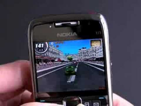Nokia E71 S60 Smartphone Phone Review
