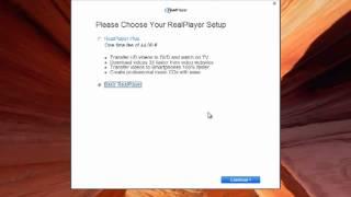 Realplayer для сохранения потокового видео