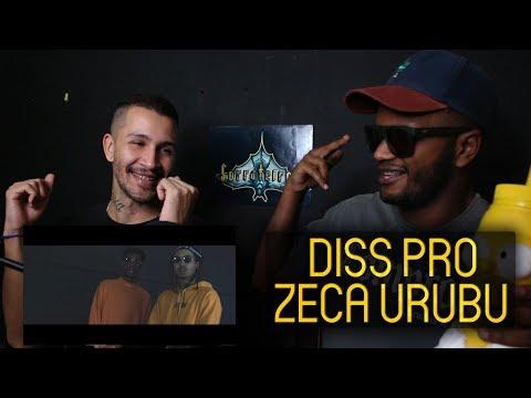 Matuê - URUBUS feat. Derek   Block® Sessions (Videoclipe Oficial) (REACT)