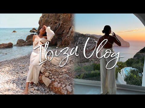 IBIZA, SPAIN TRAVEL VLOG PART 1 | JUNE 2021 | NOORIE ANA