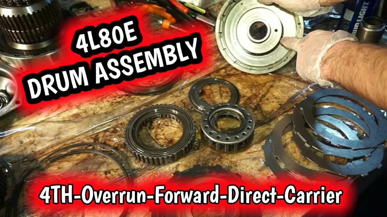 wiring harness 4l60e 4l80e transmission on 4l80e rebuild!!! internal  component embly!