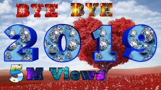 Happy New Year 2019 Background Hd For Editing Sca2016