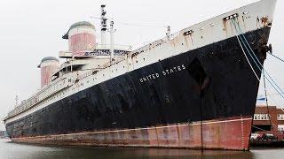 Amerikas Traumschiff: Die Geschichte der SS United States