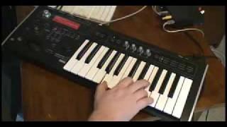 keybdwizrd - Корг мікро-х демо #1 (програми)
