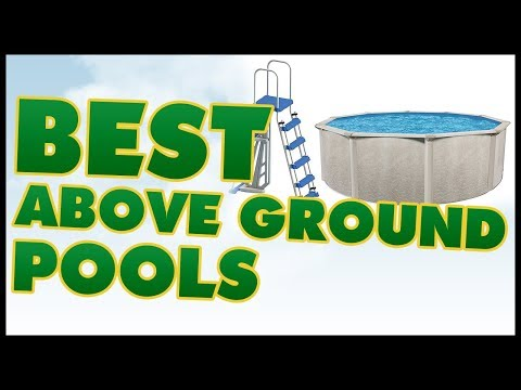 10 Best Above Ground Pool Review