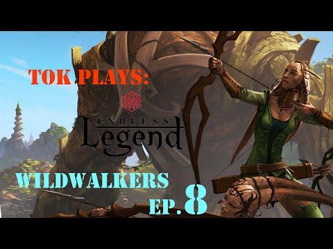 Tok plays Endless Legend - Wildwalkers ep. 8 - Armor Upgrades |