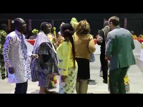 GHANA'S 58TH INDEPENDENCE ANNIVERSARY PARTY IN ANTWERPEN BEL