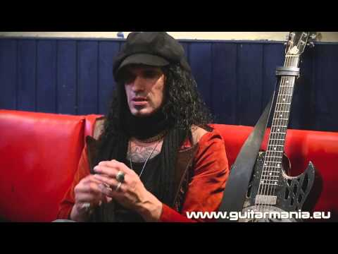 ERIC SARDINAS - Interview at the Reigen Club in Vienna