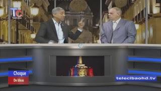 CHOQUE DE IDEAS CON RUBEN RODRIGUEZ Y DANIEL FERNANDEZ 3 DE ABRIL 2019