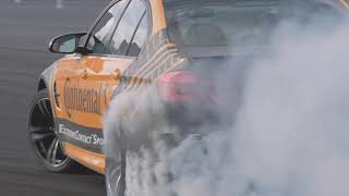 Drifting galore at BMW Performance Driving School in Palm Springs