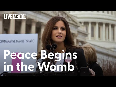 Peace Begins In The Womb