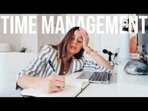 10 Time Management & Motivation Tips