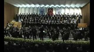 Gambar cover Gazi Üniversitesi Birleşik Akademik Orkestrası ve Korosu - 1
