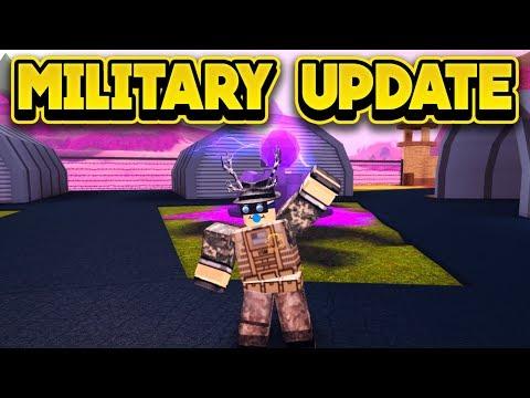 NEW MILITARY UPDATE!